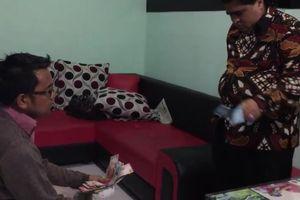 Pengacara Tunjukkan Video Dimas Kanjeng Datangkan Uang Tanpa Jubah