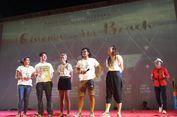 Ribuan Masyarakat Labuan Bajo Sambut Film 'Labuan Hati' Lola Amaria
