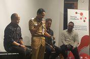 Di Acara Startup, Sandiaga Pamer Mulai Pakai Sepatu Pantofel