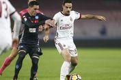 Hasil Liga Italia, Napoli Menang Tipis atas AC Milan