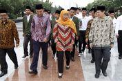 Soal Pilkada Jatim, Khofifah Akan Lapor Jokowi Setelah Urusan Parpol Selesai
