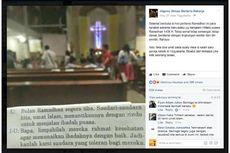 Di Balik Viralnya Foto Doa Umat Katolik untuk Umat Islam yang Berpuasa