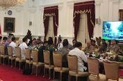 Instruksi Jokowi untuk Polri, TNI, dan BIN Jelang Natal dan Tahun Baru