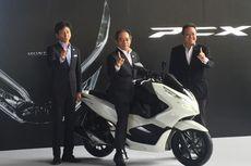 All-New PCX 150 Juga Meluncur di Thailand