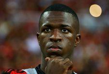 Bintang Muda Real Madrid Cetak Gol Profesional Perdana di Brasil