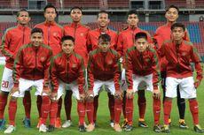 Klasemen Sementara Kualifikasi Piala Asia U-16, Indonesia di Puncak