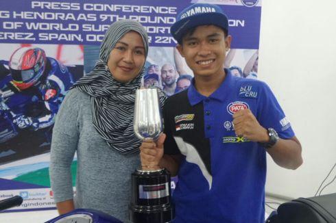Galang Hendra Juara di Jerez, Sang Ibu Teriak Histeris di Yogyakarta