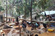 Warga Diberi Waktu 7 Hari untuk Tinggalkan Lokasi Penemuan Emas