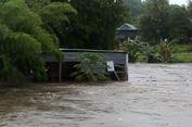 Banjir Parepare, Dua Rumah Hanyut, Sejumlah Titik Terendam Air