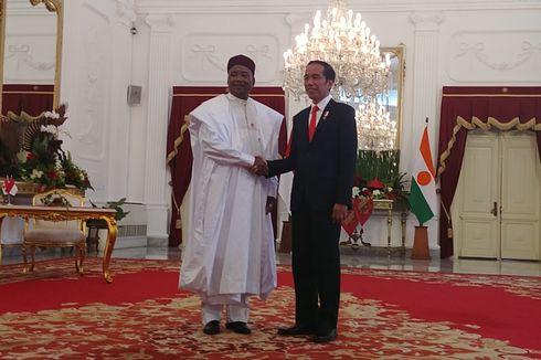 Jokowi Tawarkan Alutsista Buatan Indonesia ke Niger