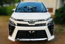 Modal Toyota Voxy Gantikan NAV1