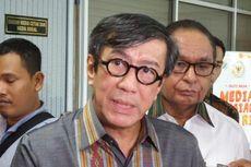 Yasonna Persilakan Setya Novanto Menggugat Status Pencegahan