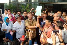Koalisi Masyarakat Sipil Sampaikan Petisi Tolak Hak Angket kepada KPK