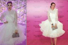 Chelsea Islan Tampil Memukau di Victoria's Secret Show