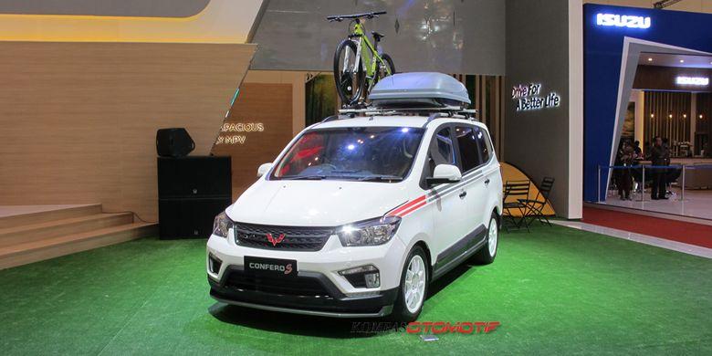 Confero S Sport Family Van