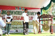 Rayakan Hari Badak Internasional, 4 Anak Badak Jawa Diberi Nama