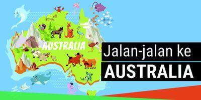 Jalan-jalan ke Australia