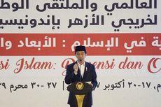 Jokowi: Sekarang Banyak Fenomena Gampang Mengafirkan Orang