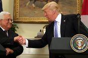 Abbas Penuh Harap, Trump Sebut 'Kita Pasti Bisa'