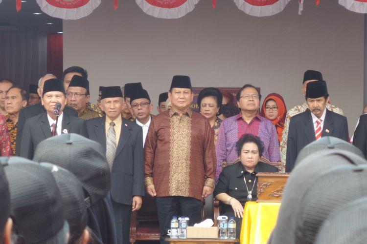 "Prabowo Dan Sejumlah Tokoh ""Kontra"" Jokowi Peringati Hari Kemerdekaan Disini"