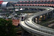 Rini Soemarno Puji Angkasa Pura II Realisasikan 'Skytrain'