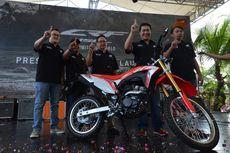 Wahana Mulai Jual Aksesori Honda CRF150L