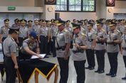 Kapolri Lantik Kepala Divisi Humas dan Enam Kapolda