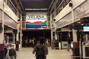 Bandara Velana di Maladewa, Sederhana tetapi...