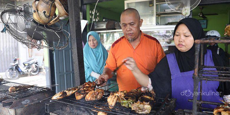 Rumah Makan Solo Baru di Balikpapan, Kalimantan Timur.