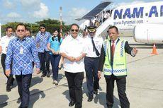 Mulai 15 Agustus, NAM Air Tambah Penerbangan Jakarta-Banyuwangi
