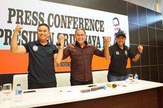 Fisik Meningkat, Sriwijaya FC Lanjut Latihan Teknik