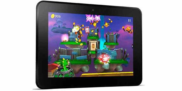 New Tablet Kindle Fire Amazon 2012