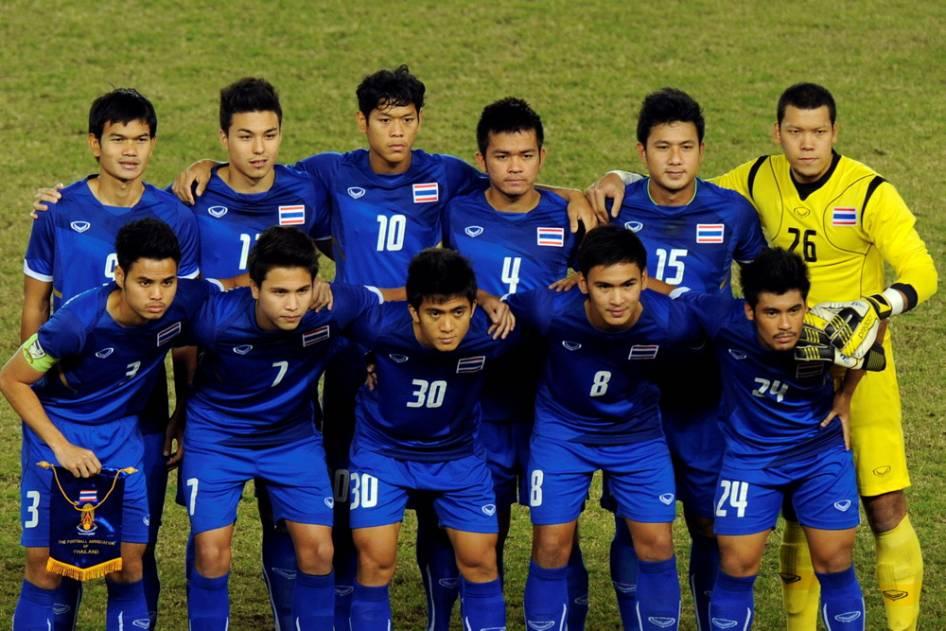 футбол таиланд