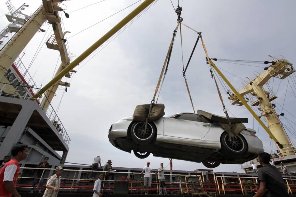 *****Mobil Sport Mewah Bekas Eropa Masuk Aceh****