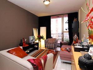 membenahi apartemen tipe studio • java wallpaper - toko