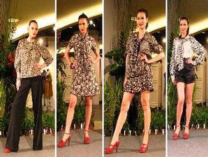 Inilah Koleksi Terbaru Batik Danar Hadi - Kompas.com Female
