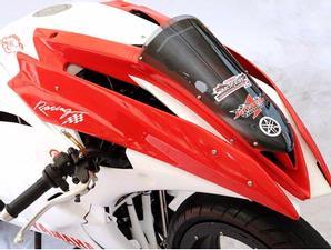 Yamaha Jupiter MX 135 LC Prototipe dari Medan