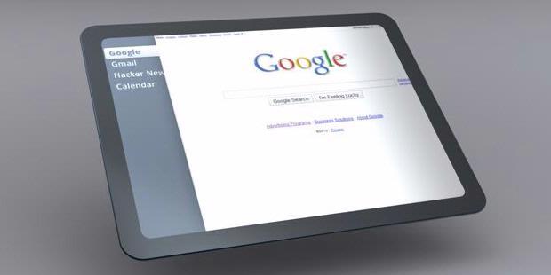 Tablet Google Nexus Hadir Enam Bulan Lagi