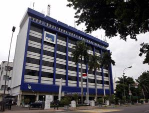 Gedung Radio Republik Indonesia (RRI), Jakarta Pusat.