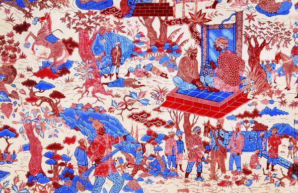 batik indonesia gambar motif batik solo gambar motif batik pekalongan ...