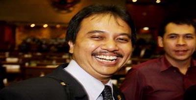Ke Istana, Roy Suryo Diminta Benerin Komputer