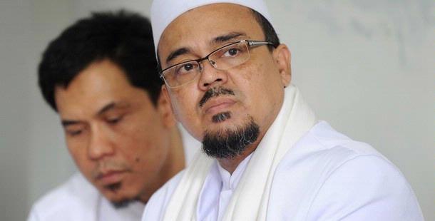 Habib Rizieq Pastikan FPI Tak Balas Dendam