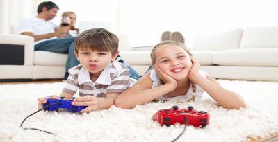 Efek Samping Dari Bermain Game Untuk Anak