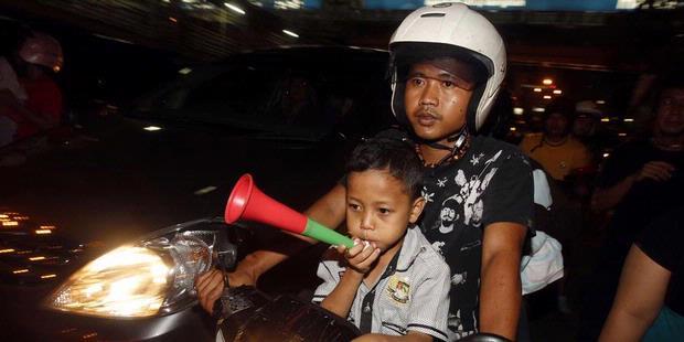 Konvoi Kendaraan Masuk Surabaya Dibatasi