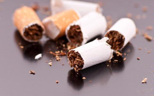 Efek Rokok pada Organ Pencernaan