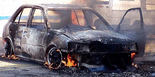 Foto 10 Faktor Mobil Bisa Terbakar Tiba-tiba