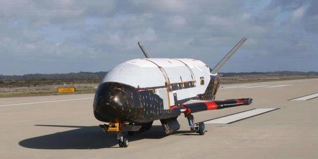 Pesawat Luar Angkasa Rahasia Terbaru