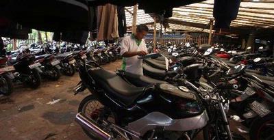 Tips Menghindari Pencurian Motor