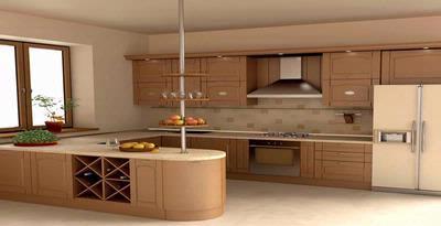 10 kiat bikin dapur nyaman dipandang properti