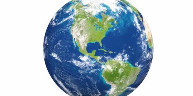 Bentuk Bumi Makin Gendut di Khatulistiwa